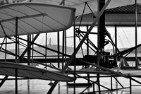 Airplane-20060830-1508a-10D-Kitty Hawk-Wright Flyer-BW-C.jpg